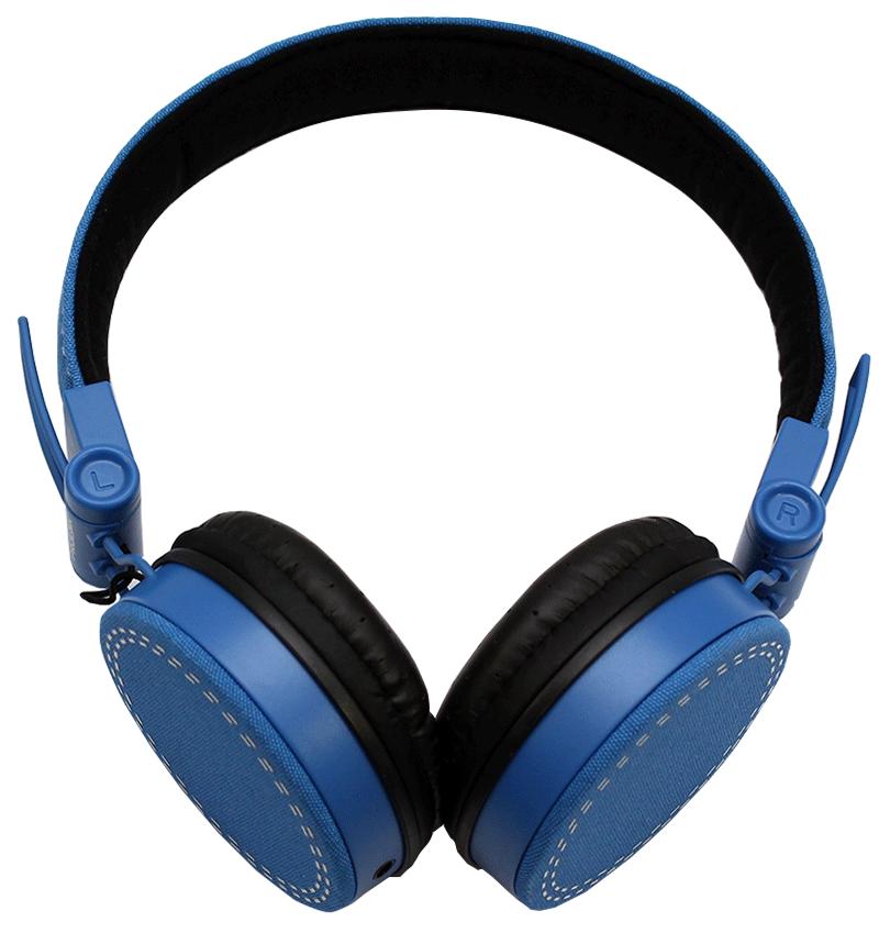Prolink PHC1003E Frolic Corded Stereo Headset-Black